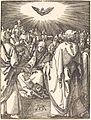 Albrecht Dürer - Pentecost (NGA 1943.3.3667).jpg