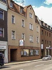 First Aldi store in Essen, Germany