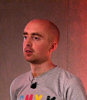Alex Evans (video game developer) - Alex Evans speaking at the Develop Conference 2008