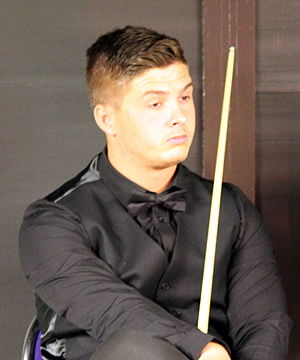 Alex Davies (snooker player) - Paul Hunter Classic 2012