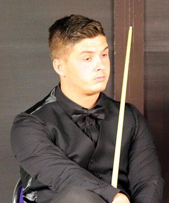 Alex Davies (snooker player) - Paul Hunter Classic 2012