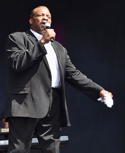 Picture of a band or musician: Alexander O'neal