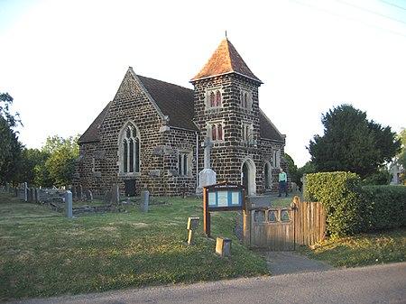 All Saints' church, Upper Stondon, Beds - geograph.org.uk - 193364.jpg