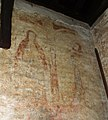 All Saints Church, Goxhill - Medieval Wall Painting - geograph.org.uk - 1336399.jpg