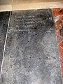 All Saints Church - C18 ledger slab - geograph.org.uk - 850539.jpg