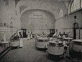Allgemeine städtische Krankenanstalten, Kochküche im Wirtschaftsgebäude, Foto von 1907.jpg