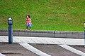 Alone (?) - Nagoya Central Park (15689736696).jpg