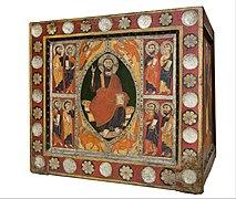 Altar from Sant Romà de Vila - Google Art Project