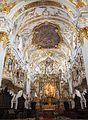 Altarraum Stift zu Unserer Lieben Frau Alte Kapelle Regensburg 20160925.jpg