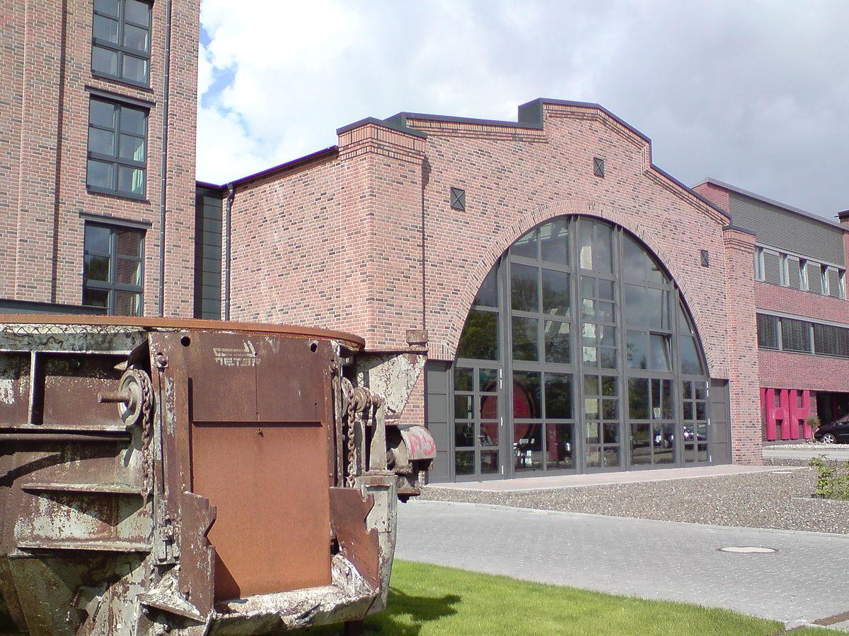 Altes Stahlwerk