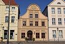 Wohnhaus (bis auf die Fassade Ersatzneubau)