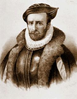 Álvaro de Mendaña de Neira Spanish explorer