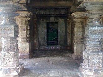Banashankari Temple, Amargol - Banashankari Temple Amargol, Karnataka