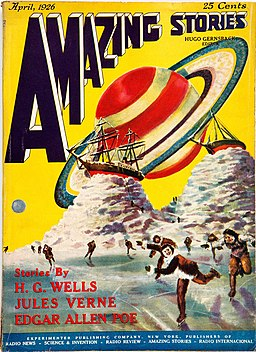 Amazing Stories April 1926