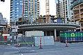 Amazon Tower II biodomes under construction (20822394394).jpg