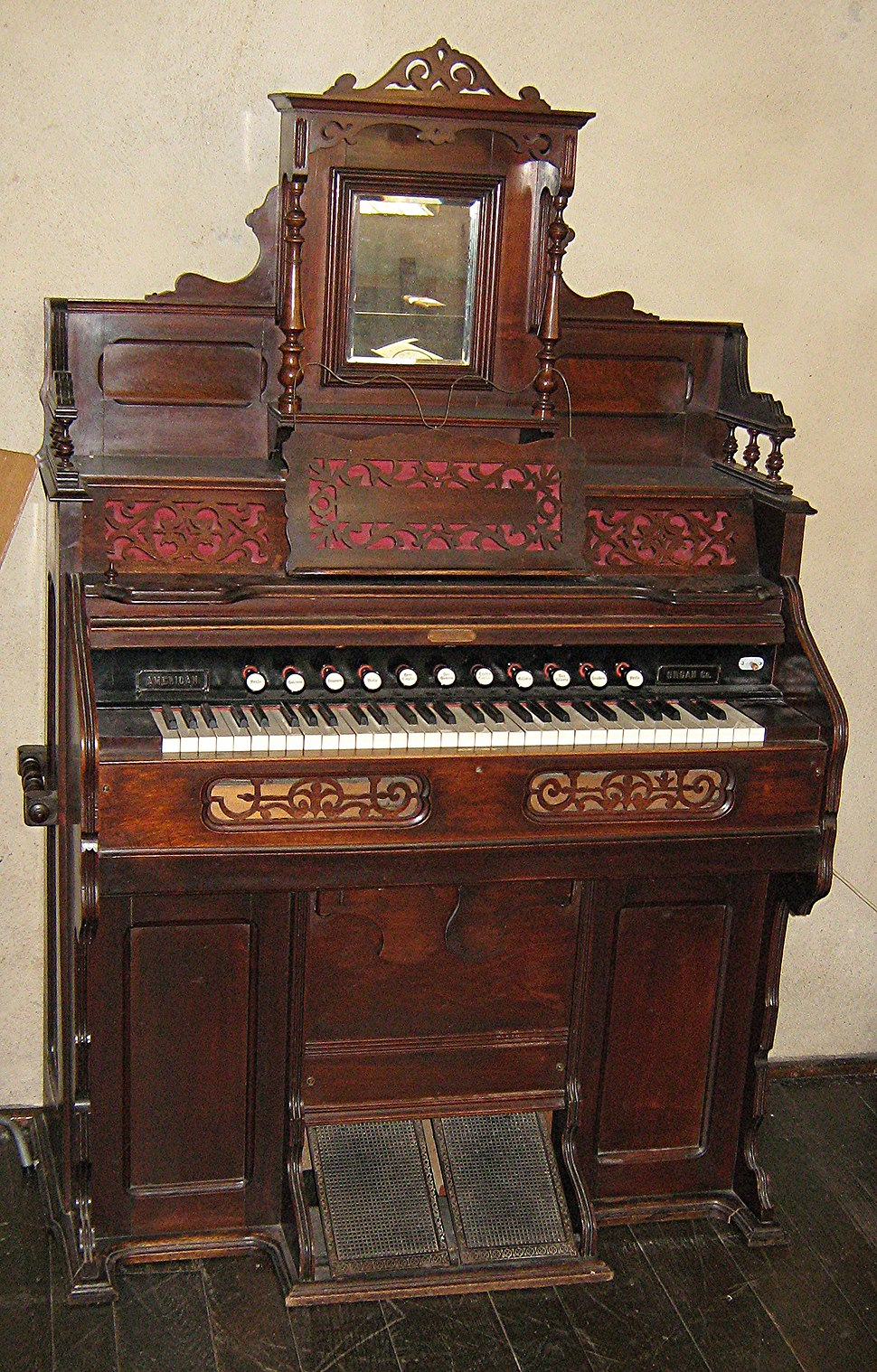 American Organ Odilienberg 1