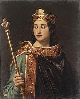 Ludwig V., Westfränkisches Reich, König