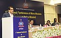 Amitabh Kant addressing at the inauguration of the 1st National Conference of Micro Missions of National Police Mission, organised by the Bureau of Police Research & Development (BPR&D), MHA, in New Delhi.jpg