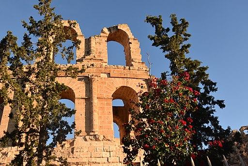 Amphitheatre d'el jem 14