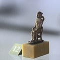 Amulet with pharaoh-AO 5982-IMG 7707.JPG