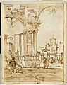 An Architectural Capriccio, with Classical Ruins MET DT3177.jpg