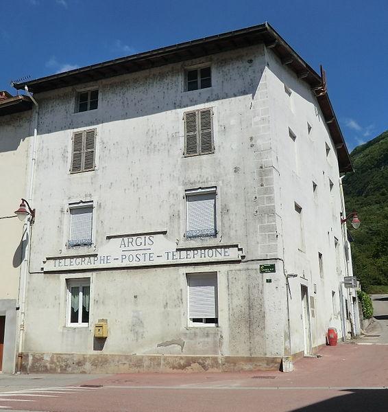 Ancienne poste d'Argis.