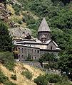 Ancient Geghard Monastery.jpg