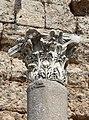 Ancient Roman Corinthian Capital, Perge.jpg