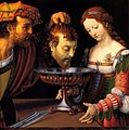 Andrea Solario - Salome with the Head of St John the Baptist - WGA21609.jpg