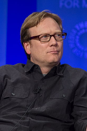 Andy Daly - Daly at the 2015 PaleyFest