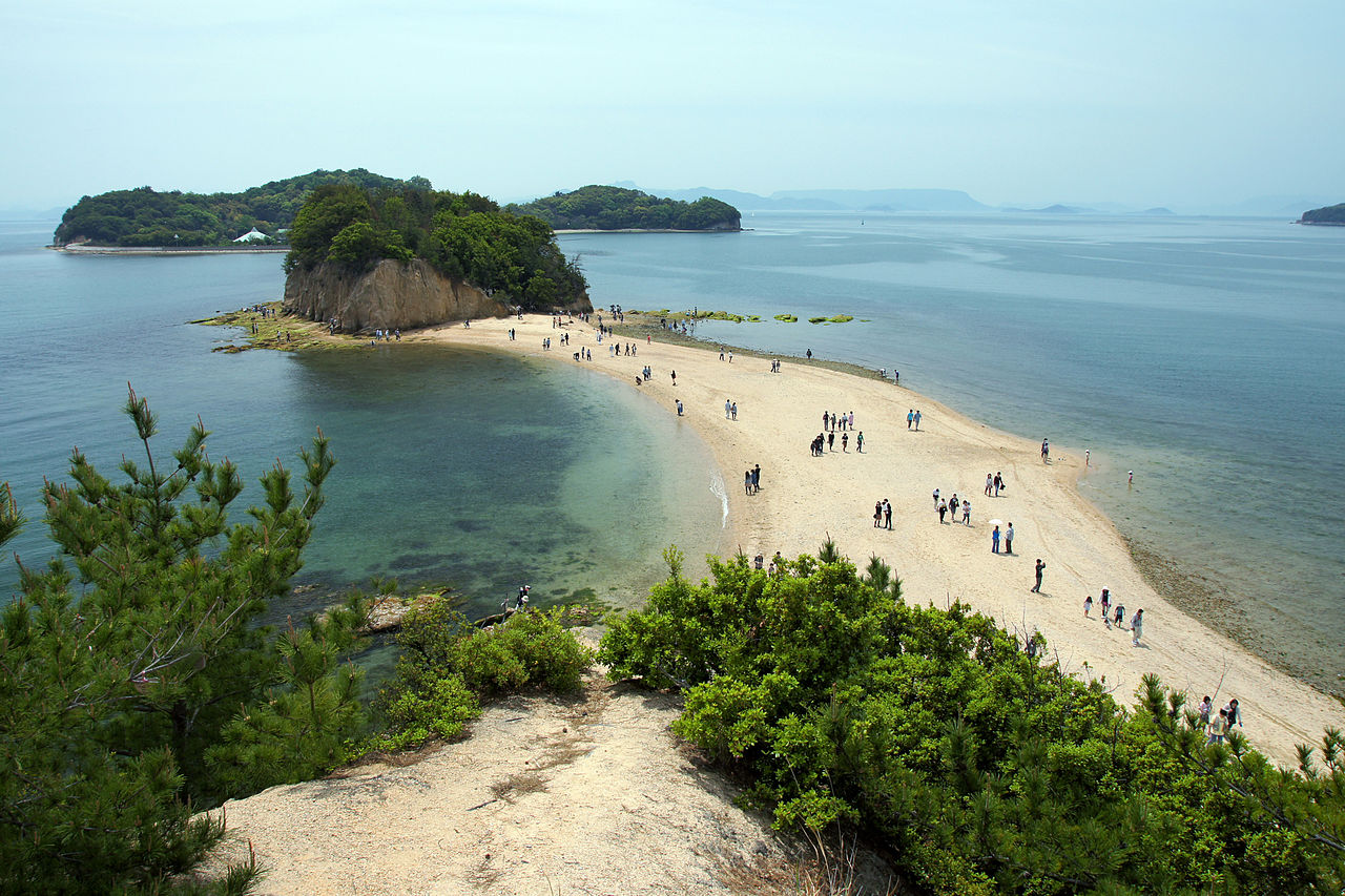 Top Five Underestimated Tourist Destinations in Asia,sodoshima