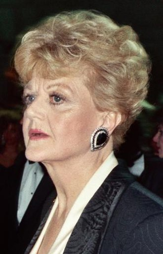 Murder, She Wrote - Angela Lansbury in September 1989