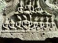 Angkor - Ta Prohm - 033 Lintel Figures (8581974594).jpg