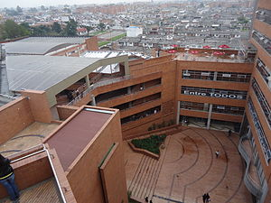 Minuto de Dios - The campus of UNIMINUTO