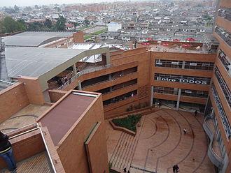 Minuto de Dios - The campus of UNIMINUTO