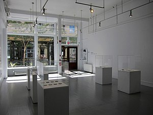 NSCAD University - A room at the Anna Leonowens Gallery
