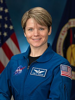 Anne McClain US Army officer and astronaut