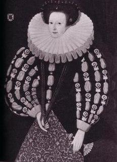 Anne Morgan, Baroness Hunsdon English Baroness