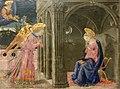 Annunciazione, Apollonio di Giovanni, Museo della Collegiata, Castiglione Olona.jpg