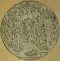 Anoniem, Medaillon met voorstelling van het oordeel van Salomon - Médaillon représentant le jugement de Salomon, KBS-FRB.jpg