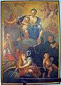 Anonimo, madonna della cintola e santi, 1700-50 ca..JPG