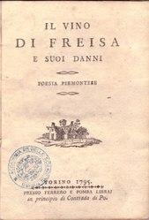 Il vino di Freisa e i suoi danni