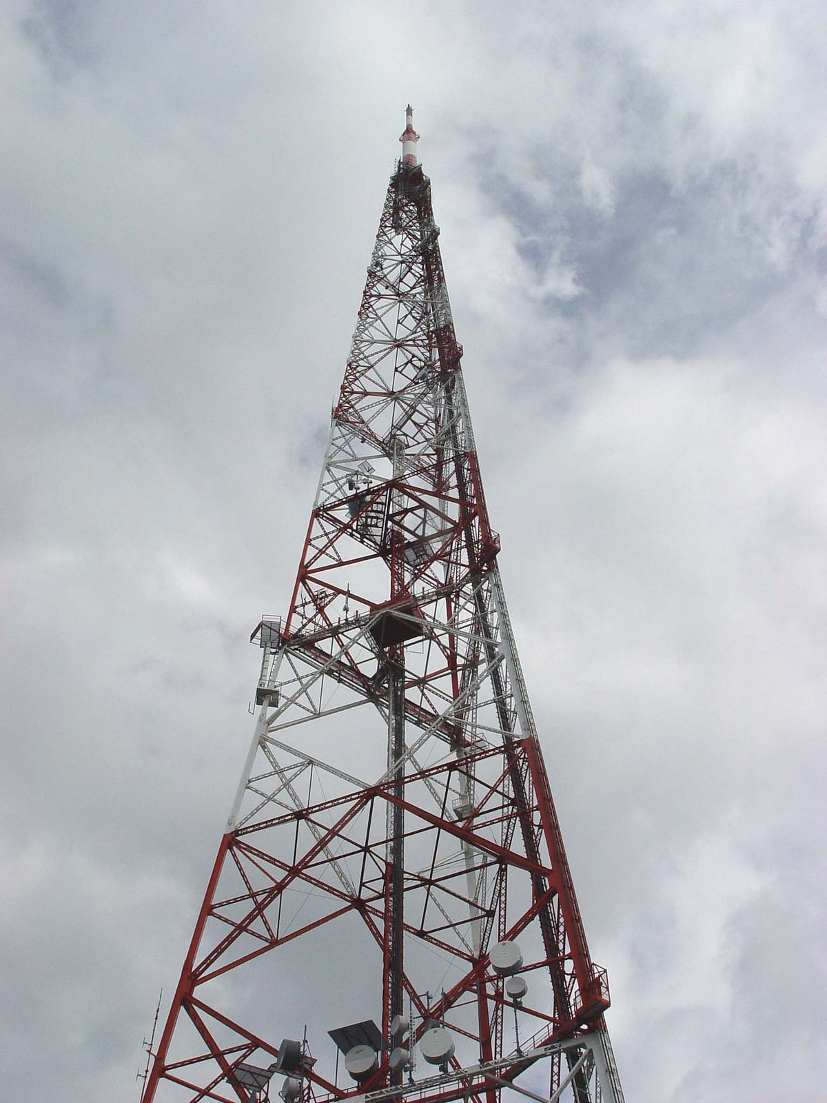 Dudelange Radio Tower