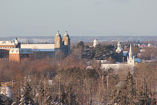 View of Antigonish