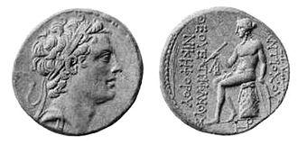 Seleucid coinage - Antiochus IV