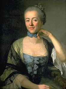 Anton Graff: Judith Gessner-Heidegger, 1765/1766 (Quelle: Wikimedia)