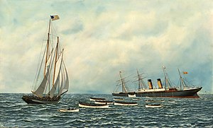 Antonio Jacobsen - The Sinking of the S.S. Oregon.jpg