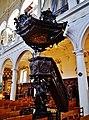 Antwerpen Sint Carolus Borromeus Innen Kanzel 3.jpg