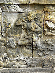 Apsara Borobudur