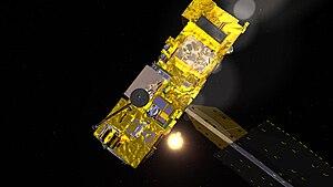 Atmospheric infrared sounder - The AIRS instrument flies on NASA's Aqua satellite.